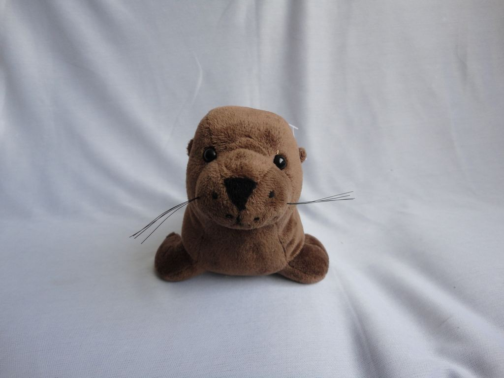 Plush Sea Lion Toys